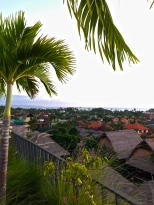 UPaasha Bali Seminyak Rooftop View