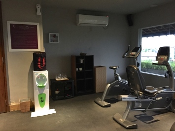 UPaasha Bali Seminyak Gym