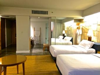 UPaasha Bali Seminyak Room