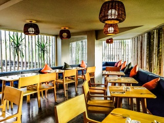 UPaasha Bali Seminyak Breakfast