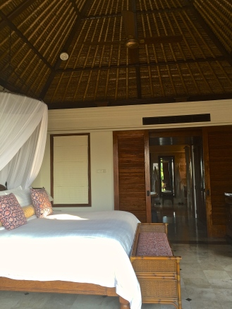 Four Seasons Jimbaran bedroom