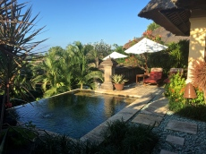 four seasons jimbaran villa plunge pool