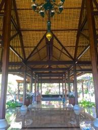 Four Seasons Jimbaran Main Entrance