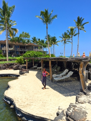 Four Seasons Hualalai Kings Pond