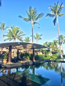 Four Seasons Hualalai Pool