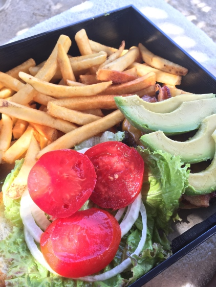 Four Seasons Hualalai Lunch