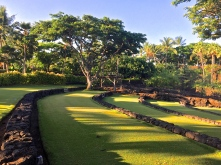 Four Seasons Hualalai Luau Grounds