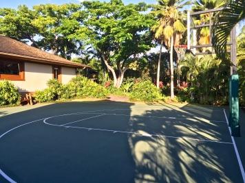 Four Seasons Hualalai Fitness Center Basketball Court