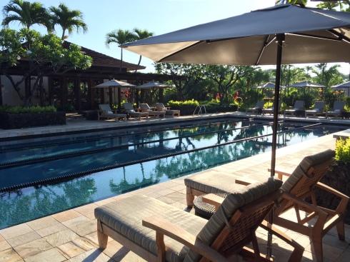 Four Seasons Hualalai Fitness Center Lap Pool