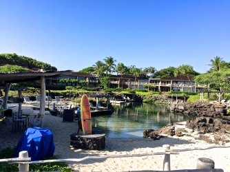 Four Seasons Hualalai Pool Kings Pond