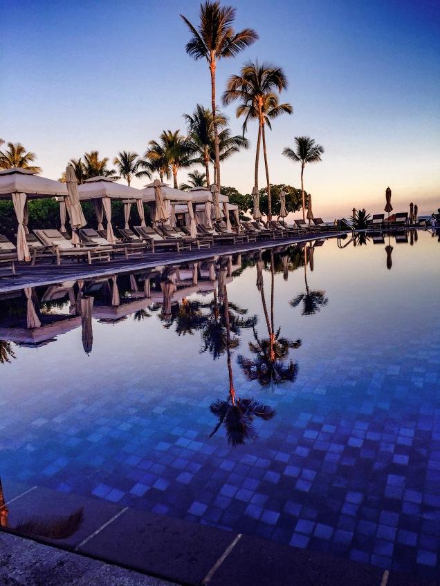 Four Seasons Hualalai Pool